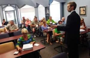 Brad Larson Teaching