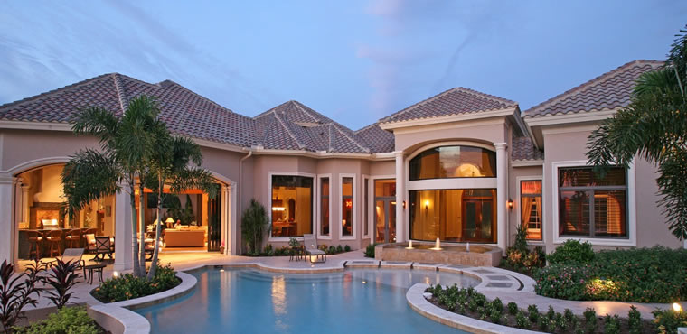 Estate Homes Florida
