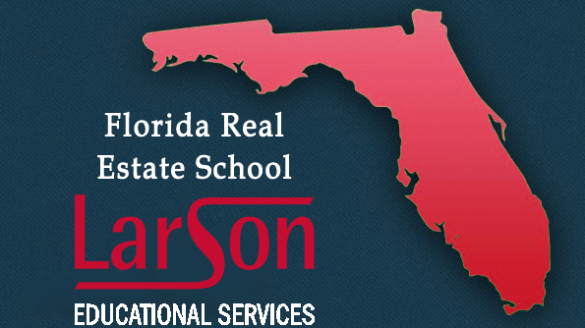 florida real estate school larson