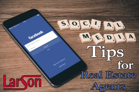 Social Media Tips for Real Estate Agents