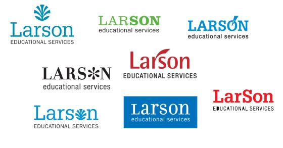 larson logos