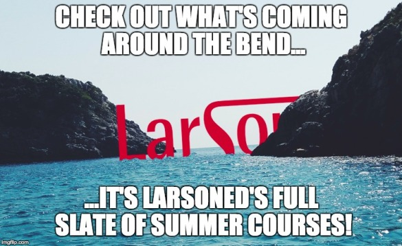 larsoned summer courses