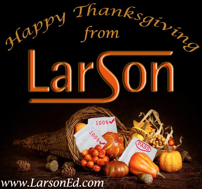 Thanksgiving larsoned