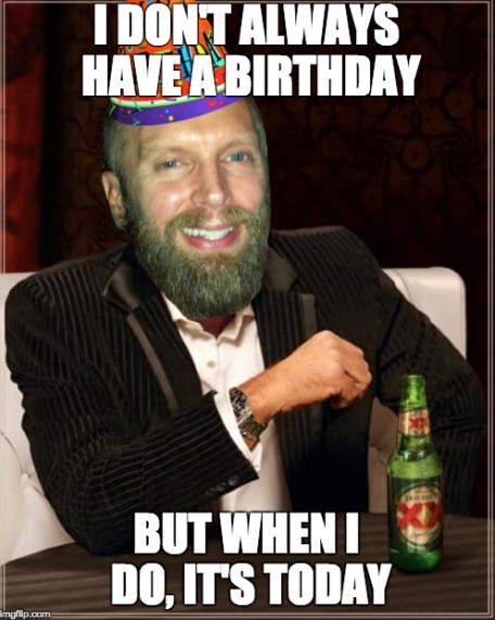 larsoned birthday brad larson