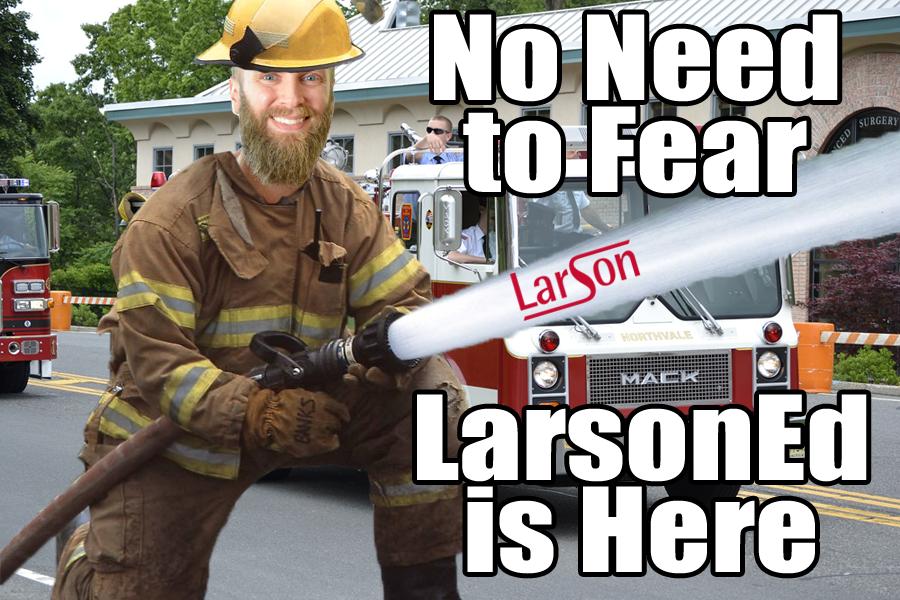 larsoned fire