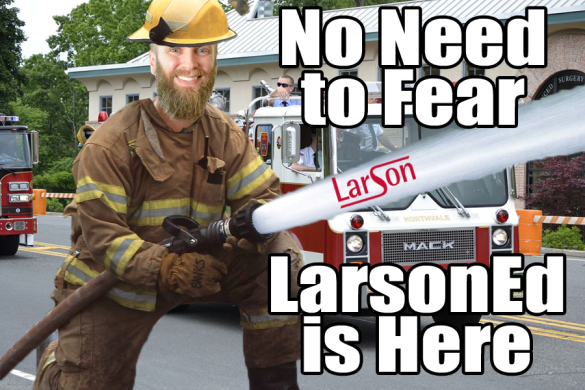 larsoned fire
